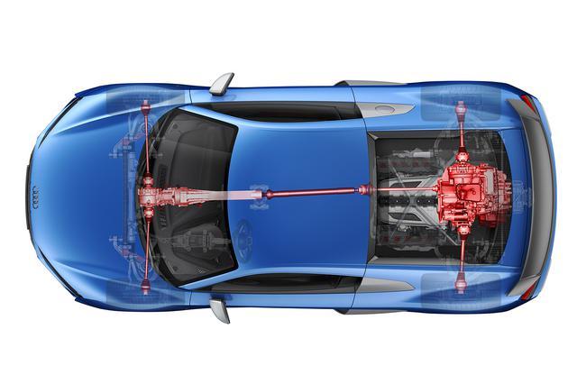 画像: Audi R8 Coupe