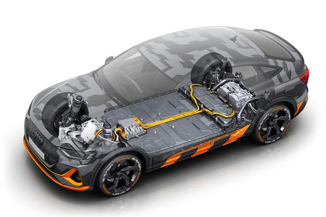 画像: Audi e-tron S Sportback