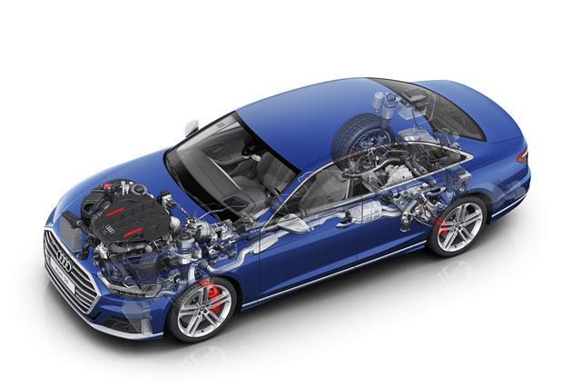 画像: Audi S8