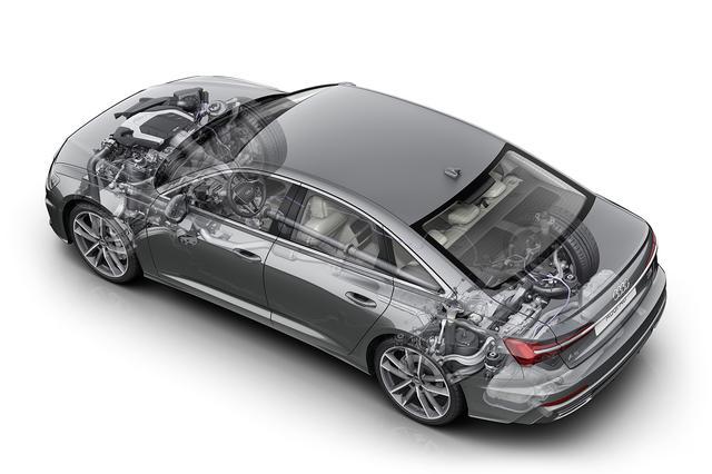 画像: Audi A6