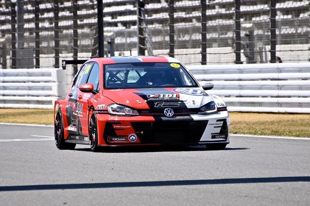 画像1: VW Golf GTI TCR (ⓒTCRJ)
