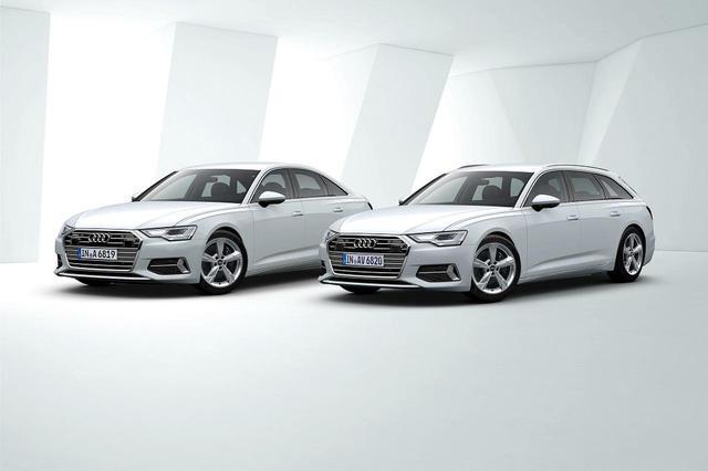 画像1: Audi A6とAudi A7 Sportbackに2L TDIモデル