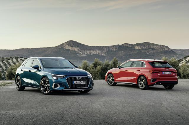 画像1: 新型Audi A3 Sportbackの気になるところ!?