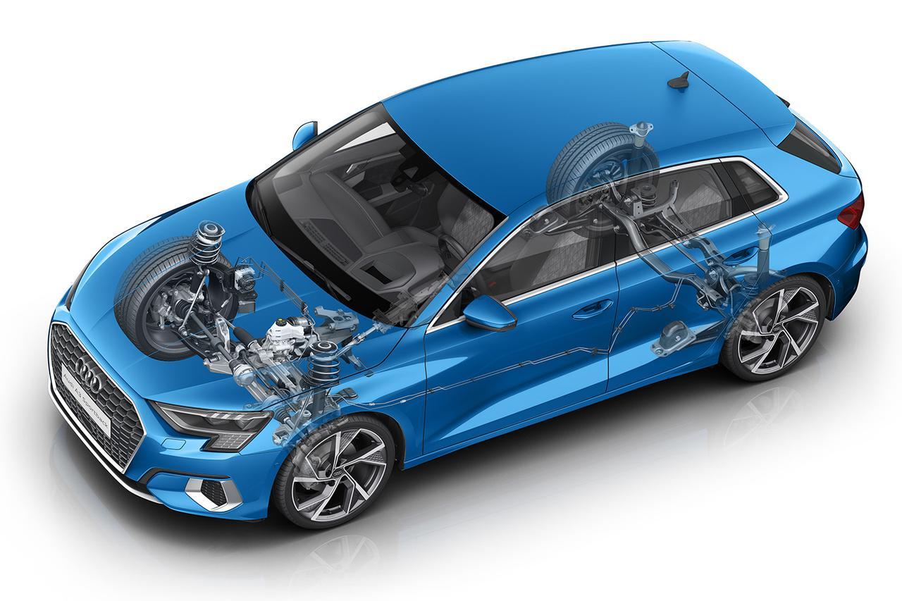 画像2: 新型Audi A3 Sportbackの気になるところ!?