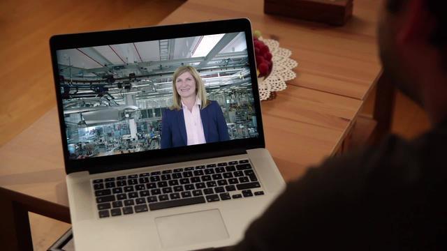 画像: AudiStream: Virtual journey through the world of production - Audi MediaTV