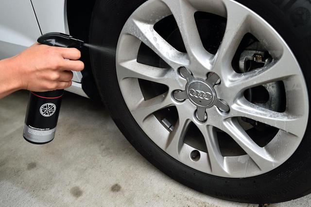 画像: 自宅でできるカーケア〜エクステリア編[再] - 8speed.net VW、Audi、Porscheがもっと楽しくなる自動車情報サイト