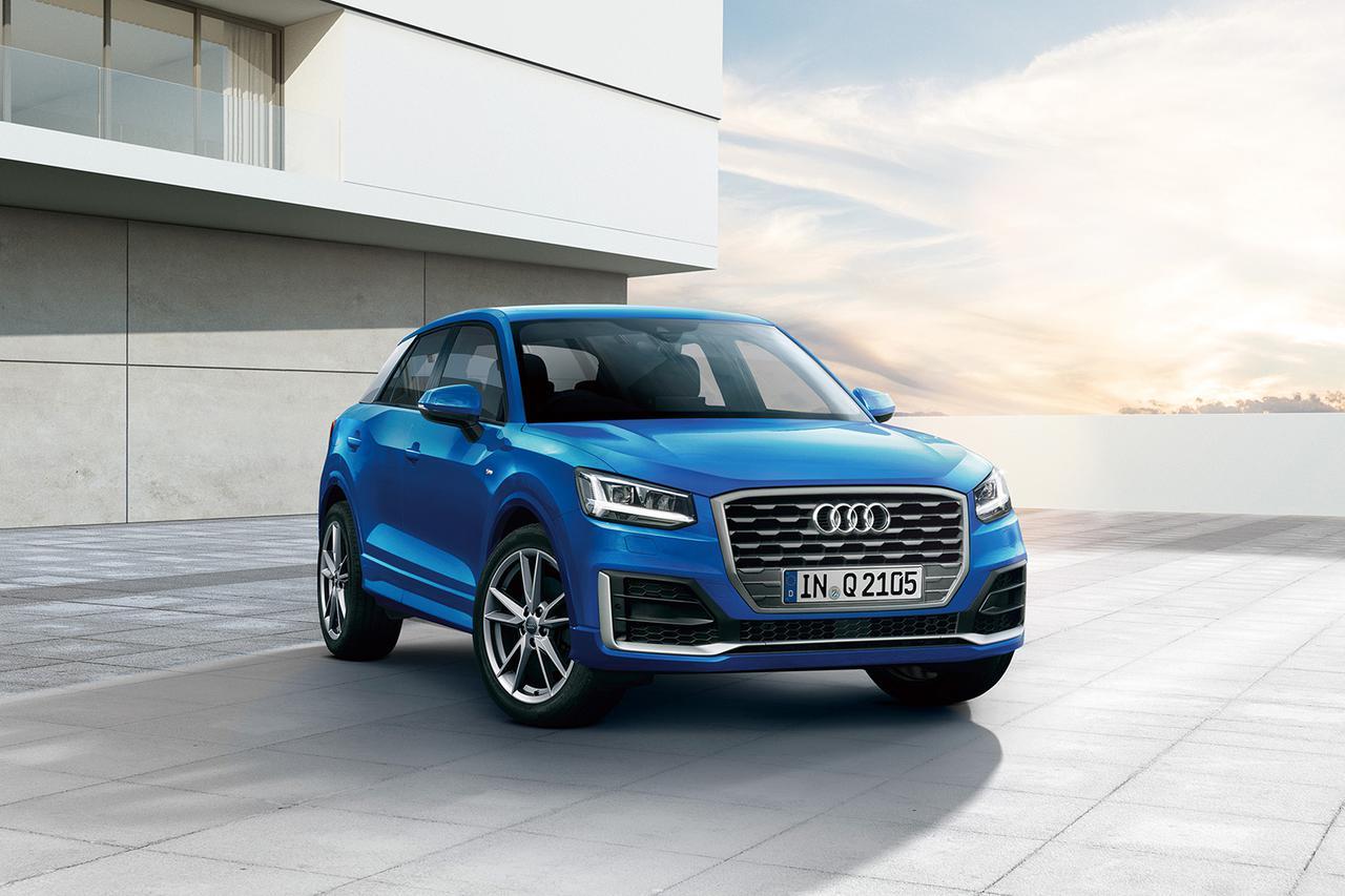 画像2: Audi Q2に新たなパッケージオプションを設定