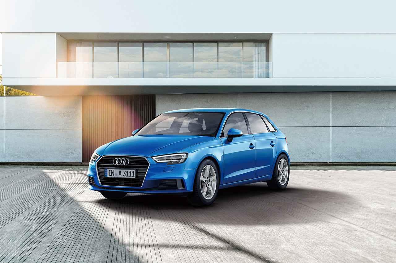 画像: 特別仕様車「Audi A3 Signature Edition」を発売
