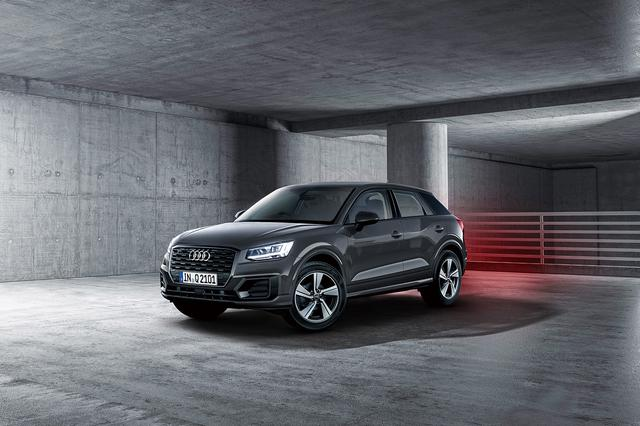 画像1: Audi Q2に新たなパッケージオプションを設定