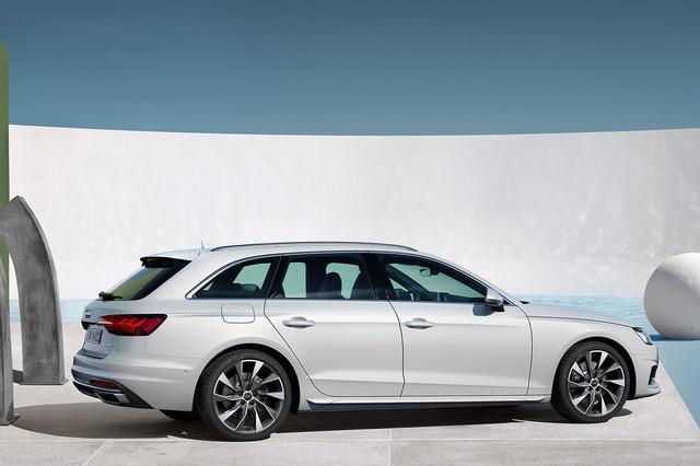 画像: Audi A4 Avant g-tron
