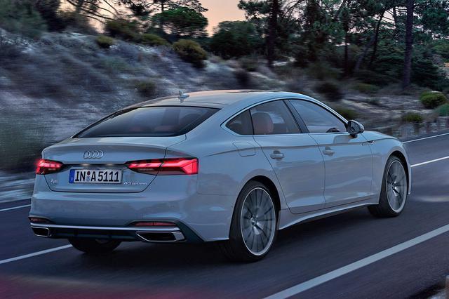 画像: Audi A5 Sportback g-tron
