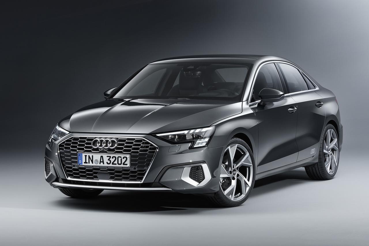画像1: 新型「Audi A3 Sedan」登場