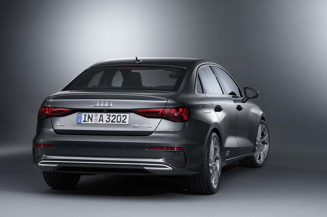 画像4: 新型「Audi A3 Sedan」登場