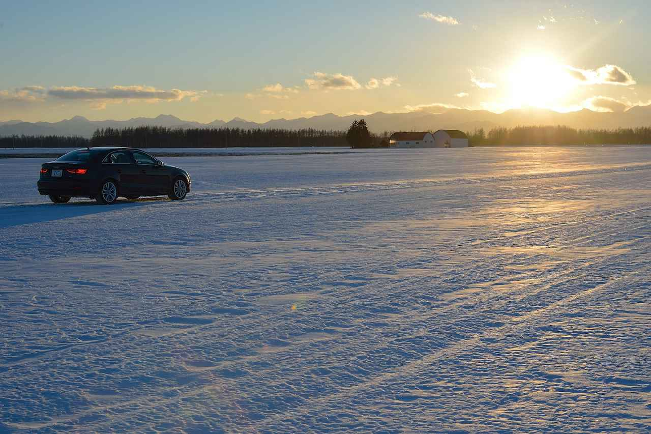 画像8: 【試乗記】Audi A3 Sedan 1.8 TFSI quattro[再]