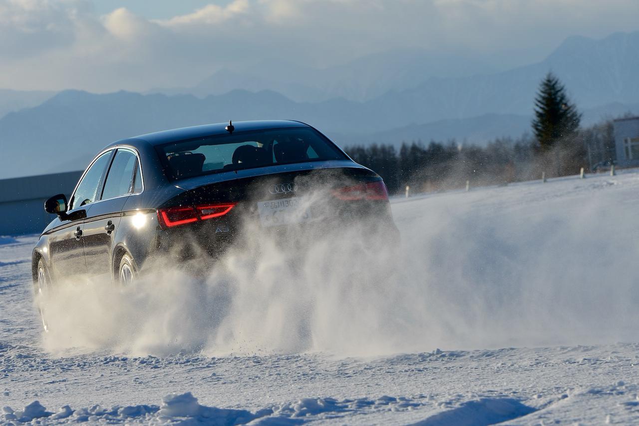 画像6: 【試乗記】Audi A3 Sedan 1.8 TFSI quattro[再]