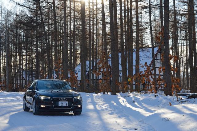 画像2: 【試乗記】Audi A3 Sedan 1.8 TFSI quattro[再]