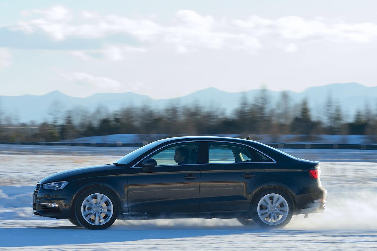 画像5: 【試乗記】Audi A3 Sedan 1.8 TFSI quattro[再]
