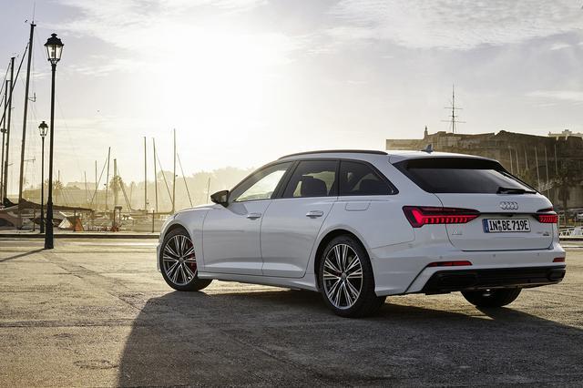 画像3: 「Audi A6 Avant」にPHEV追加