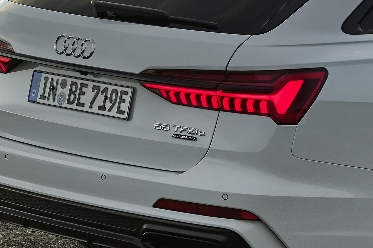画像2: 「Audi A6 Avant」にPHEV追加