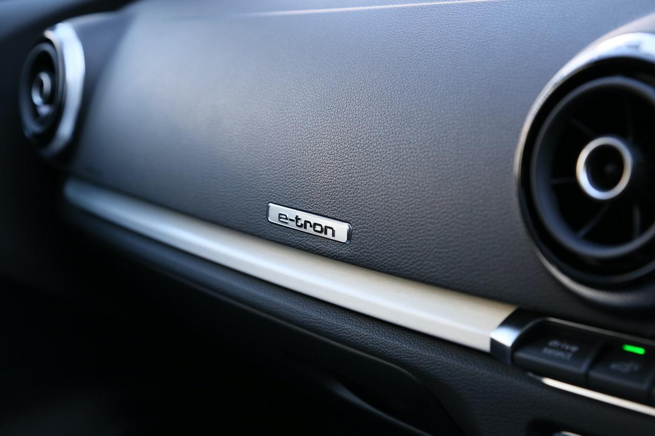 画像9: 【試乗記】Audi A3 Sportback e-tron[再]