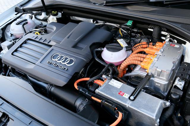 画像3: 【試乗記】Audi A3 Sportback e-tron[再]