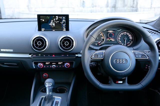 画像4: 【試乗記】Audi A3 Sportback e-tron[再]