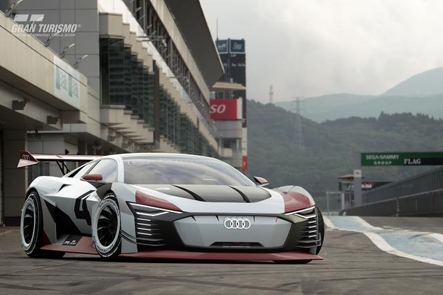 画像1: アウディ ジャパンがeスポーツ大会「Audi e-tron Vision Gran Turismo Challenge」を開催