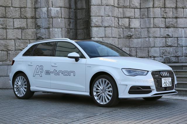 画像2: 【試乗記】Audi A3 Sportback e-tron[再]