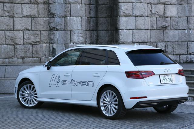 画像10: 【試乗記】Audi A3 Sportback e-tron[再]