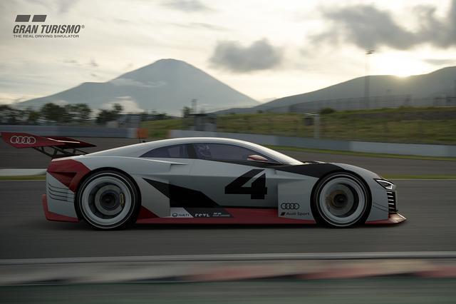 画像2: アウディ ジャパンがeスポーツ大会「Audi e-tron Vision Gran Turismo Challenge」を開催