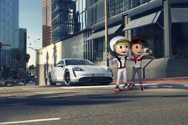 画像1: 家で過ごすお子さまもポルシェファンに! 「Porsche 4Kids」公開