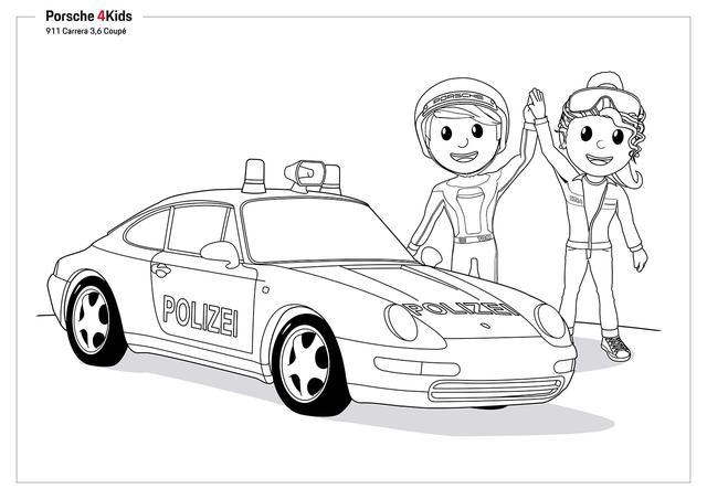 画像2: 家で過ごすお子さまもポルシェファンに! 「Porsche 4Kids」公開