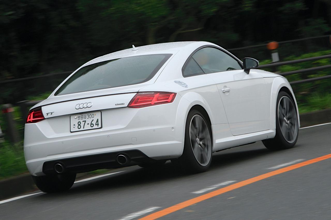 画像3: 【試乗記】Audi TT Coupe 2.0 TFSI quattro[再]