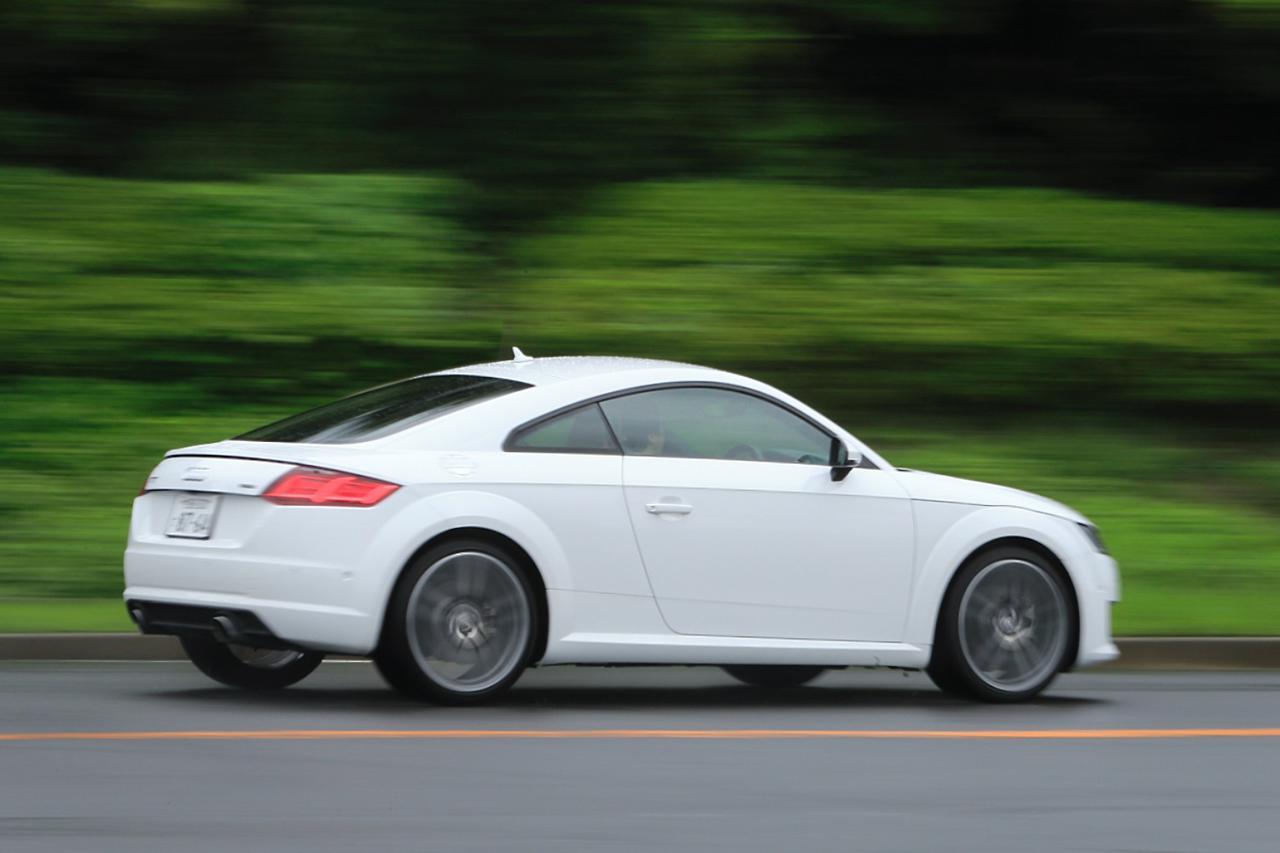 画像10: 【試乗記】Audi TT Coupe 2.0 TFSI quattro[再]