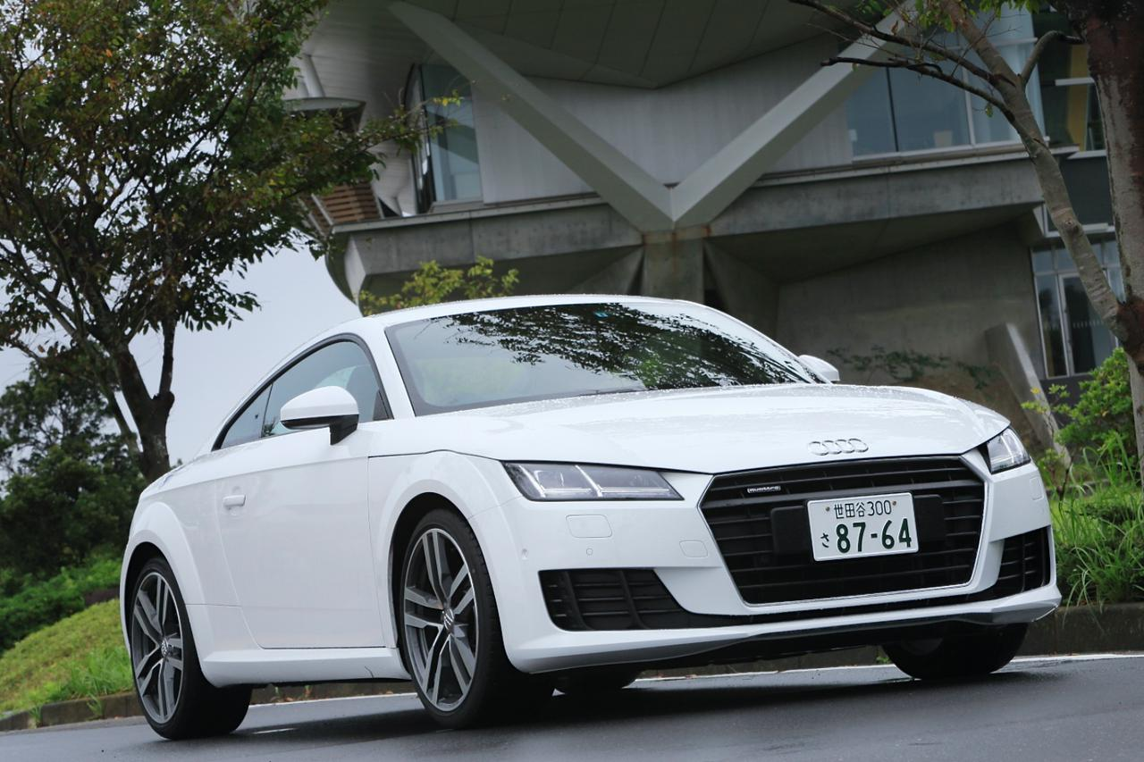 画像2: 【試乗記】Audi TT Coupe 2.0 TFSI quattro[再]