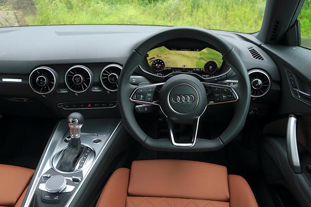 画像6: 【試乗記】Audi TT Coupe 2.0 TFSI quattro[再]