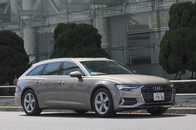 画像1: 【ミニ試乗記】Audi A6 Avant 40 TDI quattro sport
