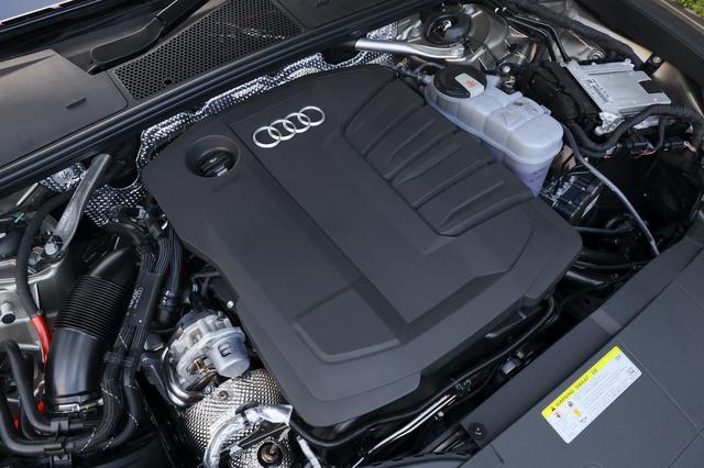 画像2: 【ミニ試乗記】Audi A6 Avant 40 TDI quattro sport