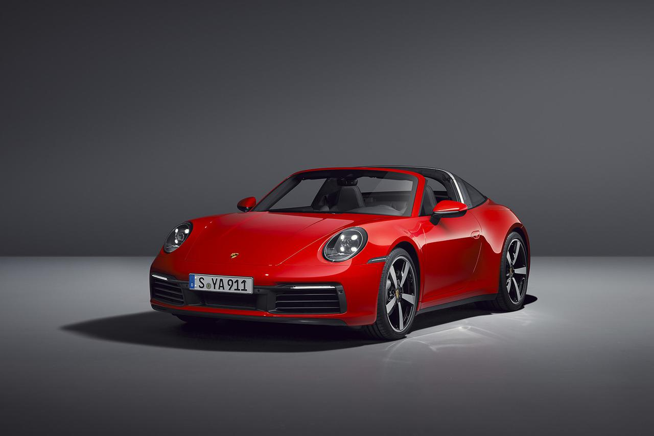 画像2: 新型「911タルガ」を追加