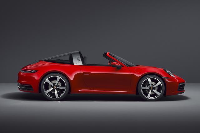 画像3: 新型「911タルガ」を追加