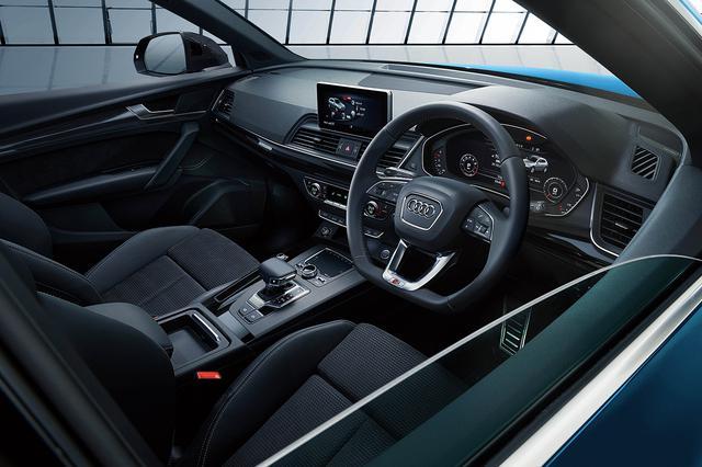 画像4: 限定車「Audi Q5 S line competition」発売