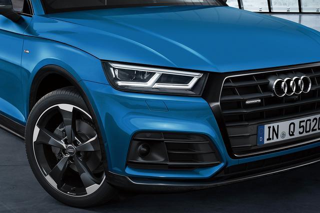 画像2: 限定車「Audi Q5 S line competition」発売