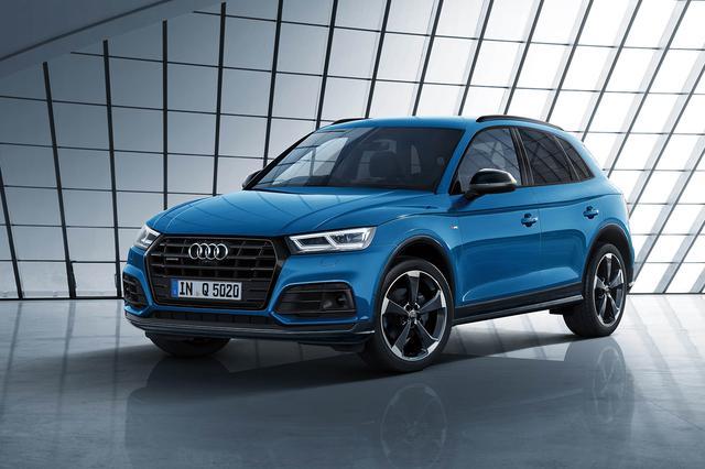 画像1: 限定車「Audi Q5 S line competition」発売