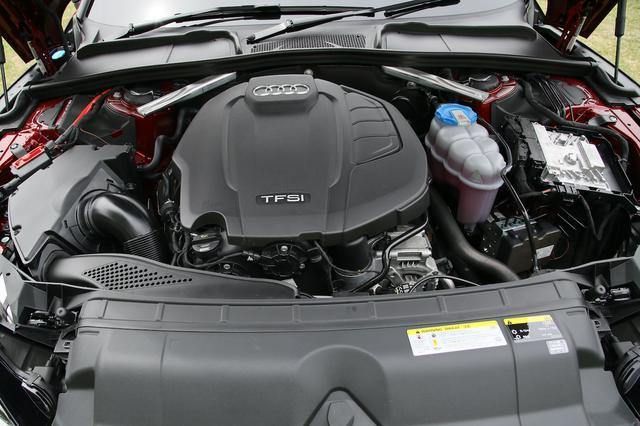画像3: 【ミニ試乗記】Audi A5 Sportback 2.0 TFSI quattro sport[再]