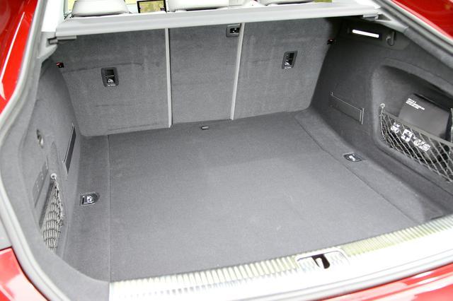 画像6: 【ミニ試乗記】Audi A5 Sportback 2.0 TFSI quattro sport[再]