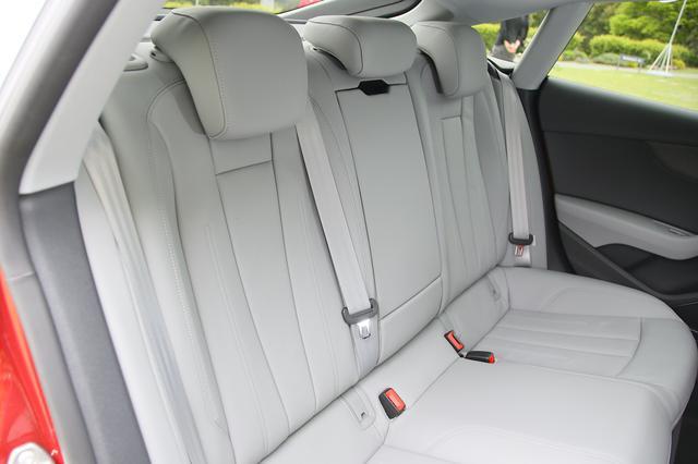 画像5: 【ミニ試乗記】Audi A5 Sportback 2.0 TFSI quattro sport[再]