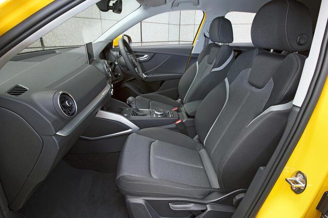 画像3: 【試乗記】Audi Q2 1.0 TFSI sport[再]