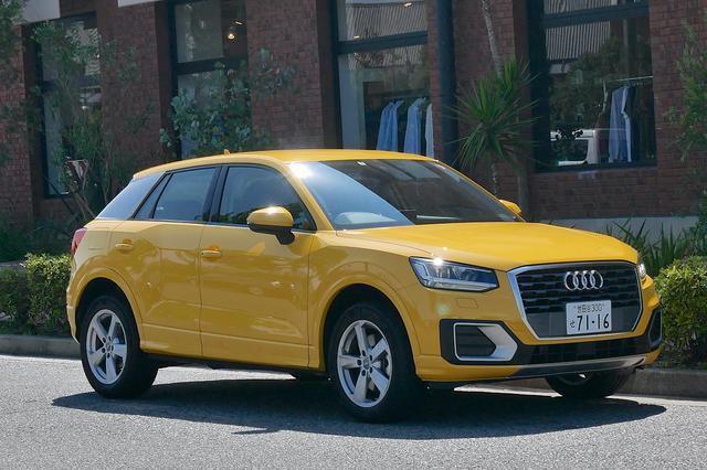 画像8: 【試乗記】Audi Q2 1.0 TFSI sport[再]