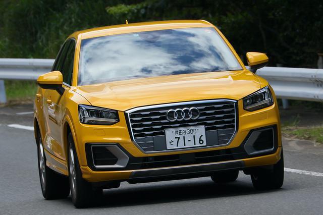 画像9: 【試乗記】Audi Q2 1.0 TFSI sport[再]