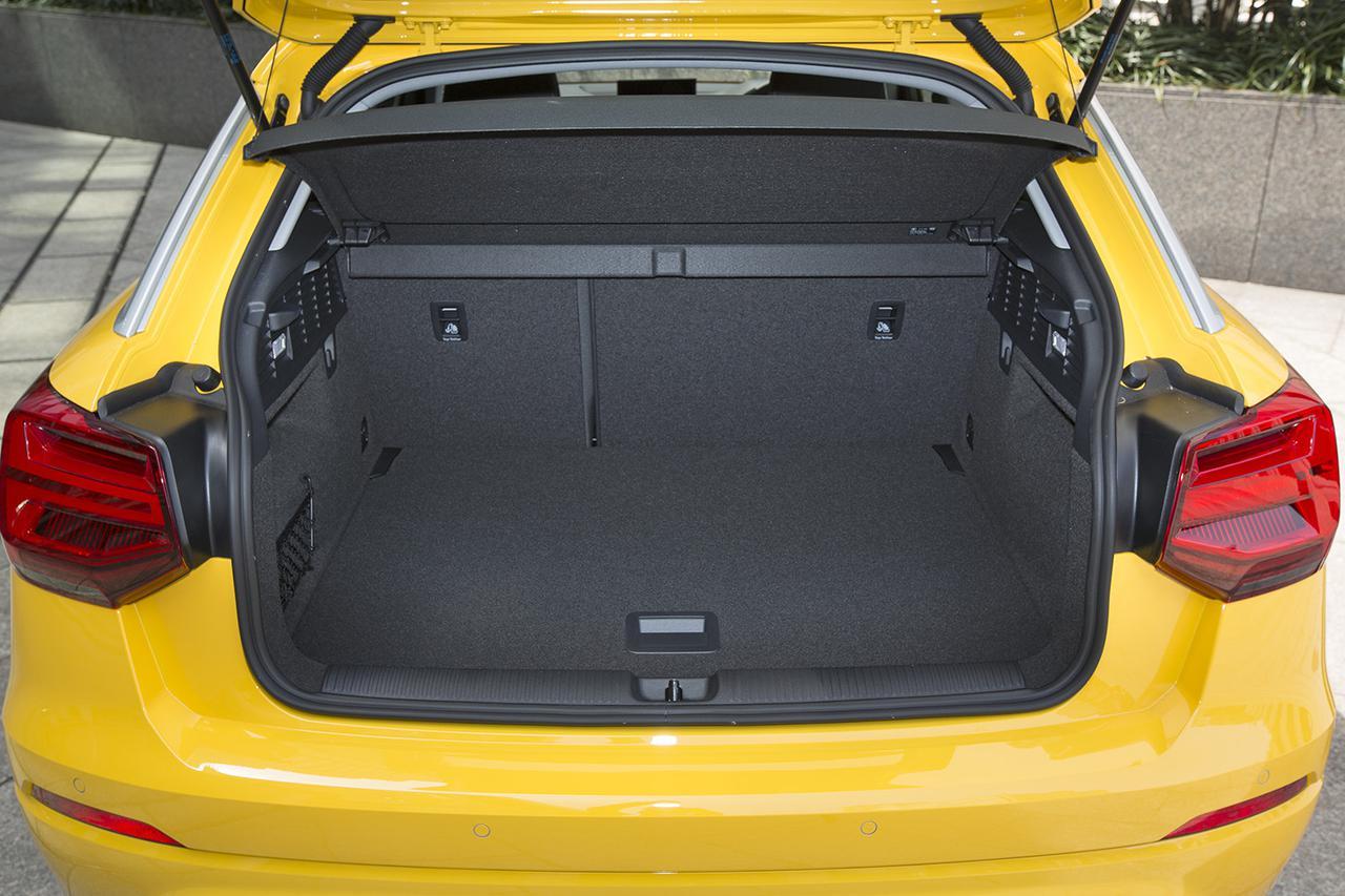 画像7: 【試乗記】Audi Q2 1.0 TFSI sport[再]